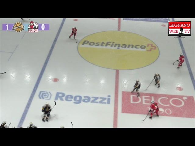 Hockey Club Ladies Lugano vs EV Bomo