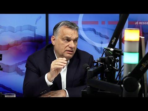 Így jelentette be Orbán Viktor a kijárási korlátozást