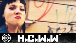 JENNY WOO - TEAR DOWN WALLS - HARDCORE WORLDWIDE (OFFICIAL VHS D.I.Y. VERSION HCWW)