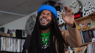 DRAM NPR Music Tiny Desk Concert