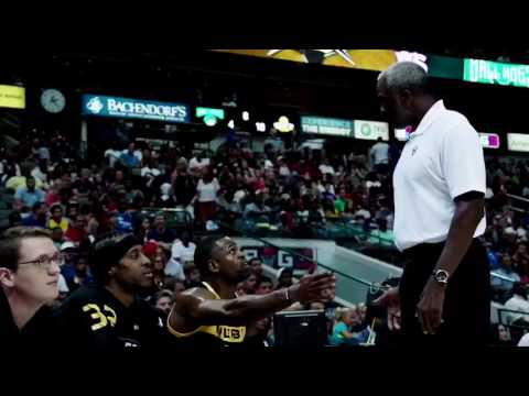 Stephen jackson and charles oakley get into it -BiG3