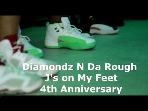Diamondz N Da Rough 2017