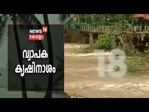 Kerala Flood News : അട്ടപ്പാടിയിലും അഗളിയിലും വ്യാപക കൃഷിനാശം | Palakkad Updates