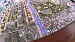 Президент Ильхам Алиев ознакомился с офисным зданием в «Баку Белом городе»(Президент Азербайджана Ильхам Алиев ознакомился с офисным зданием, строительство которого завершилось..., 2014-12-25T14:23:19.000Z)