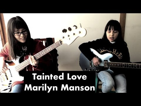 Marilyn Manson  - Tainted Love - Cover