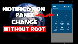 Android Notification Panel Change Without Root | Android Phone | Hindi