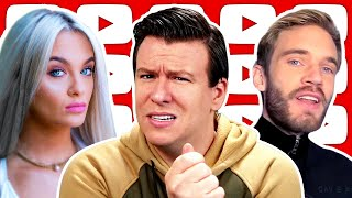 This Disturbing Claudia Conway Situation Exposes A Lot, PewDiePie Controversy, VTubers, & More News
