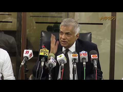 Sri Lanka PM slam fake news promoting ideology against constitution reform