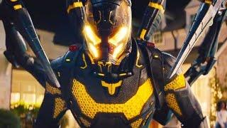 «Человек-муравей» Новый трейлер | Фильм вселенной MARVEL | Marvel's Ant-Man