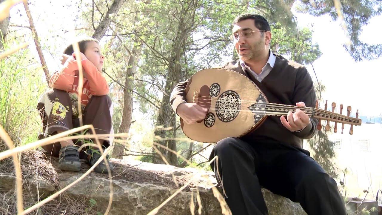 רונו גילו: פיוט לפורים בנוסח חלבי / أغنية لليهود حلب الحاخام ديفيد مناحيم