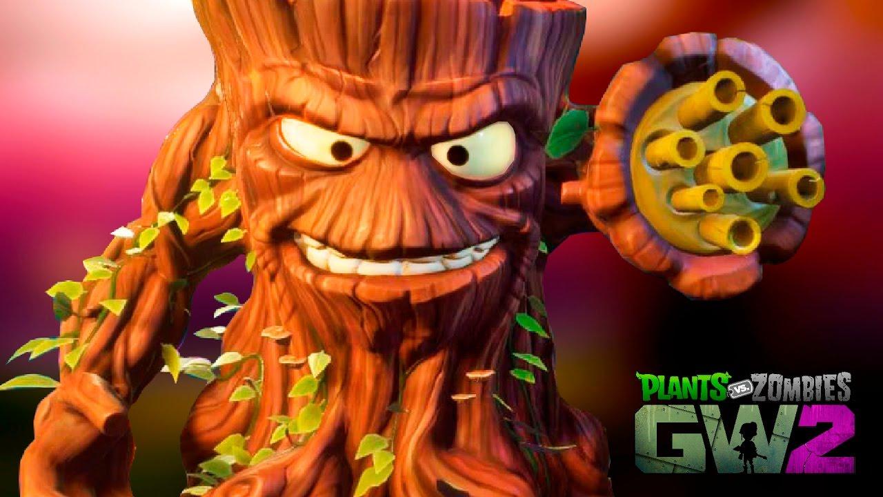 Torchwood Gameplay Plants Vs Zombies Garden Warfare 2 Youtube