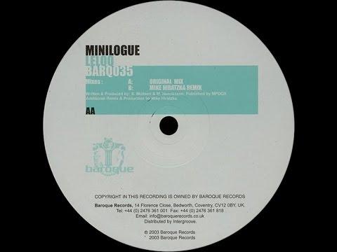 Minilogue – Leloo (Original Mix)