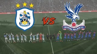 Huddersfield Town vs Crystal Palace -  Premier League 18/19 | Matchweek 5 | Gameplays PC