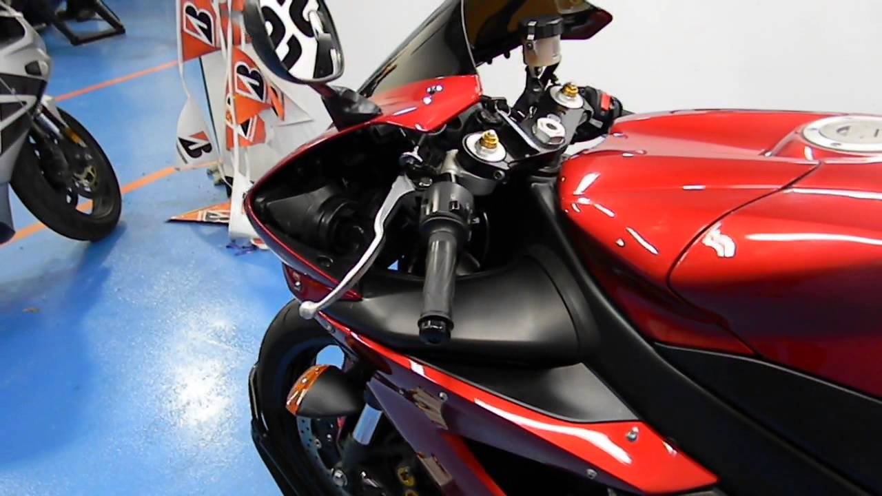 2005 yamaha yzf r1 red used motorcycle for sale eden for 2005 yamaha r1 for sale