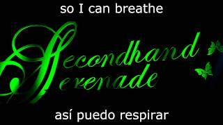 Secondhand Serenade - The Last Song Ever (letra traducida español)