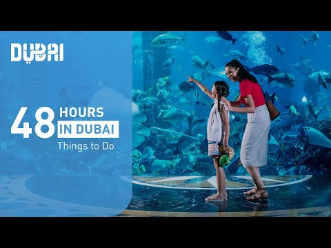There is something for everyone in DUBAI