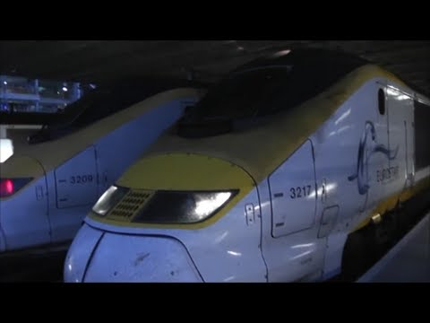 Eurostar - London St. Pancras to Paris Nord