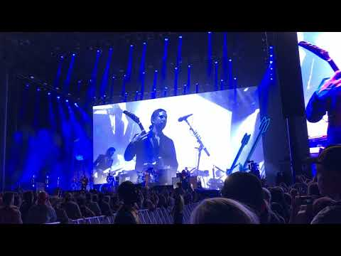 The Killers  All These Things That Ive Done  When you Were Young  @ Panorama 2018 NYC