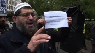 JFAC SENTENCED Protest - Sheikh Khalid Fikri