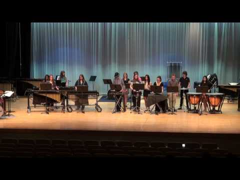 Dance Of The Swans - Spring Wood Middle School Percussion Ensemble