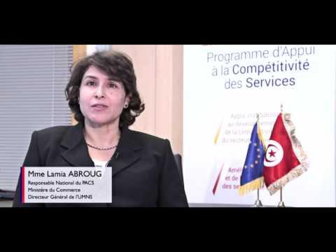 PACS, Programme d'Appui à la Compétitivité des Services