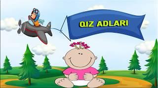 Qiz Adlari Azərbaycan Youtube