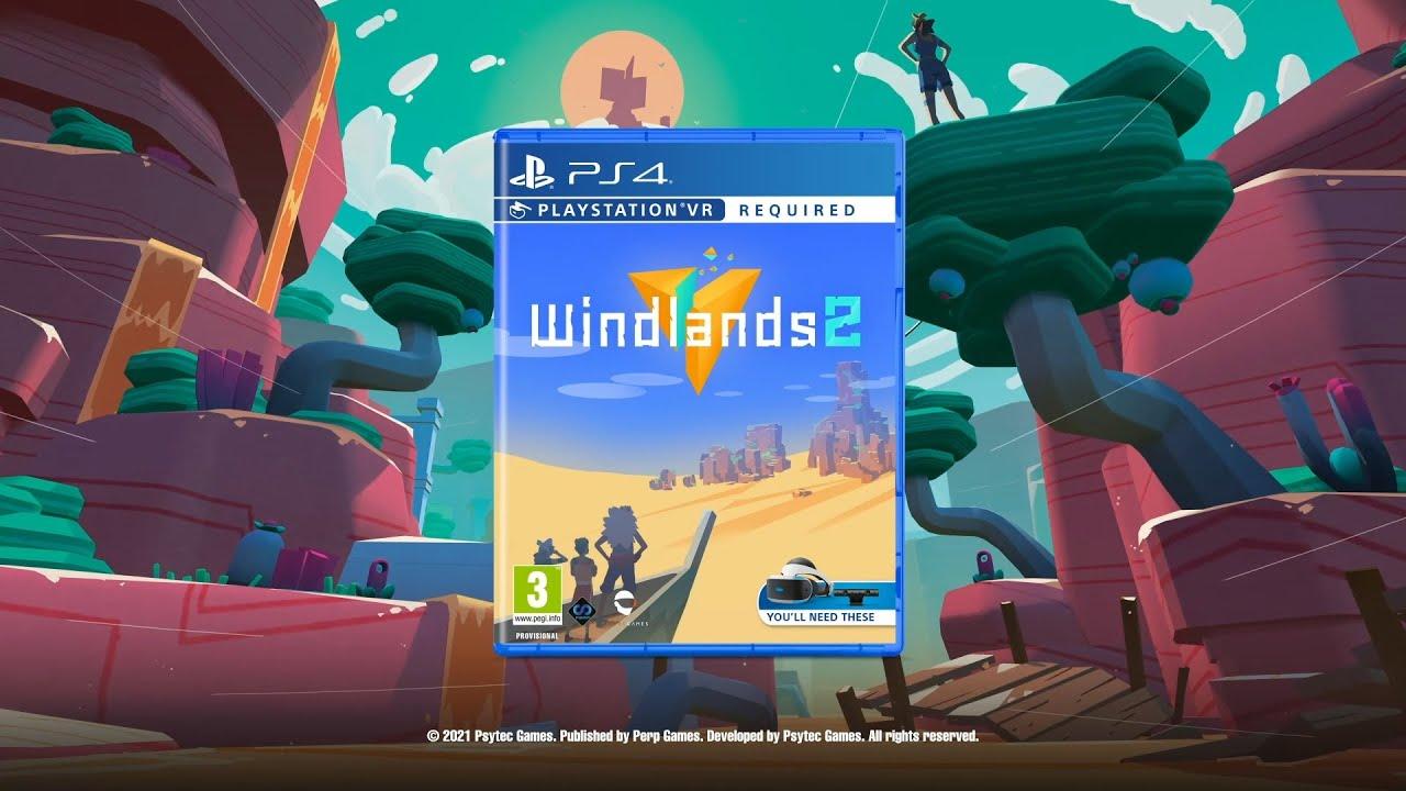 Windlands 2   PSVR Retail Reveal