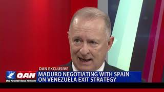 Maduro negotiating with Spain on Venezuela exit strategy