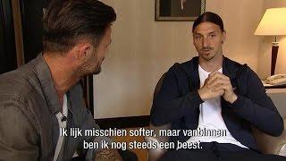 Zlatan: 'Ik ben nog steeds een beest' - RTL LATE NIGHT