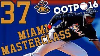 Miami Masterclass Ep 37 - Nailbiting | Out Of The Park Baseball 2016 (@ootpbaseball) #LetsPlay