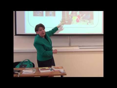 Carol Myford of University of Illinois at Chicago day 1