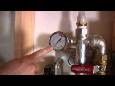 How to Perform a Domestic Water Bypass for Uponor AquaSAFE™ Fire Sprinkler Systems