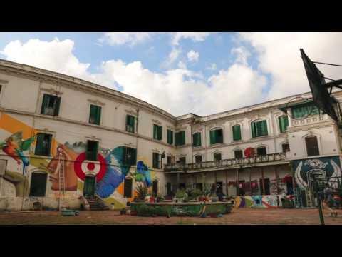 Prasad In Kathmandu Street Art Festival