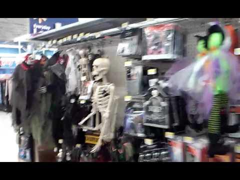 Walmart Halloween Youtube