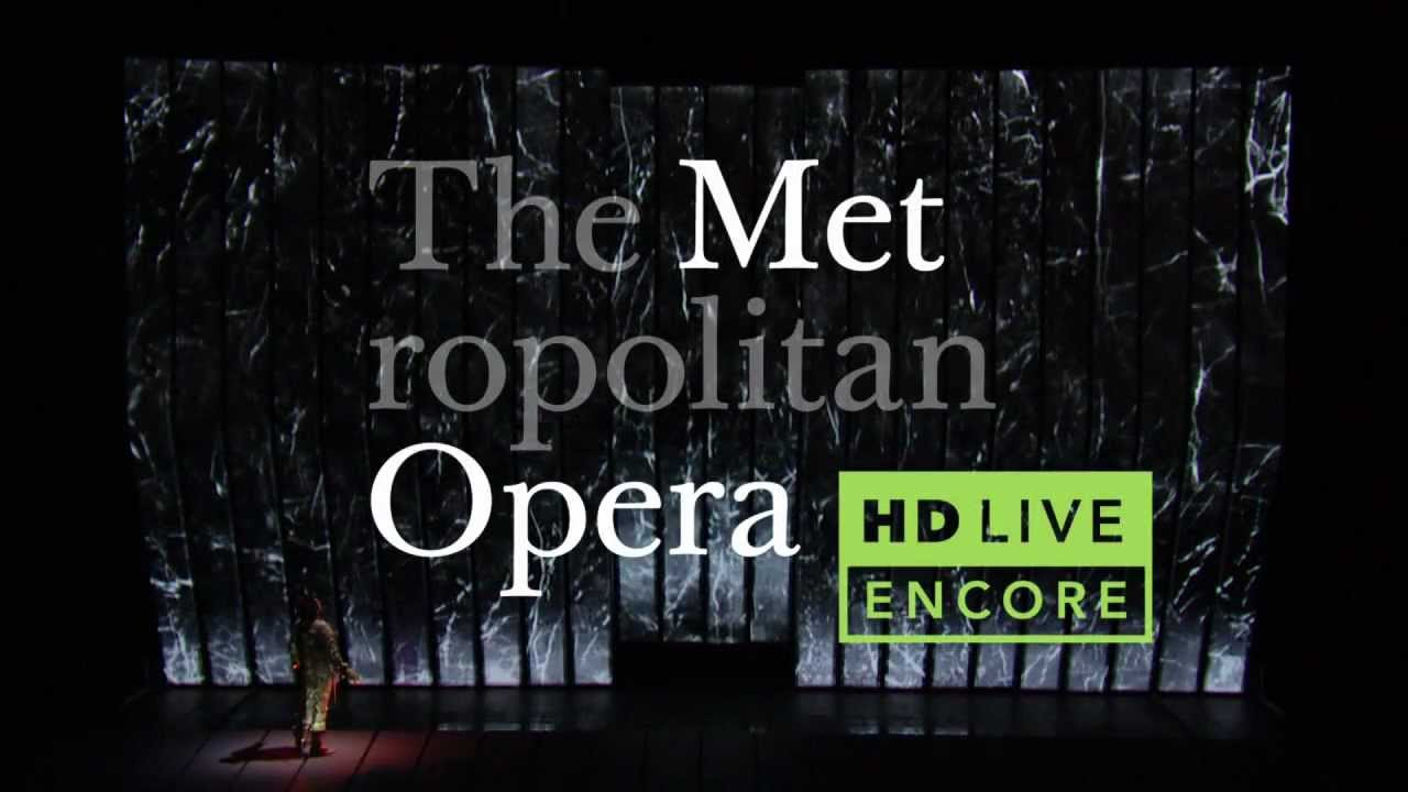The Met: Live in HD Ring Cycle Encores