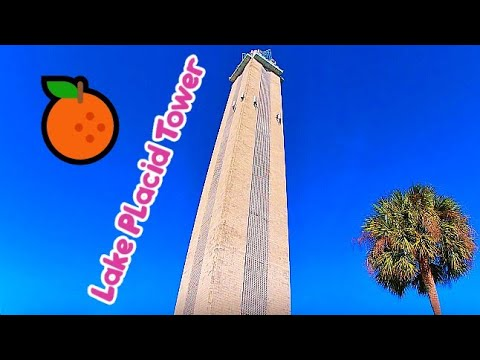 Abandoned Lake Placid Tower #FLORIDA #Strange #LakePlacid  🍊🍊🍊🍊