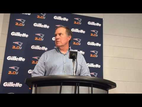 """Bill Belichick doesn't care about the Garoppolo """"storyline"""""""