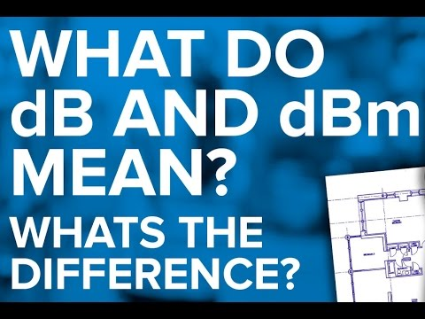 The Difference Between Signal Booster dB vs dBm