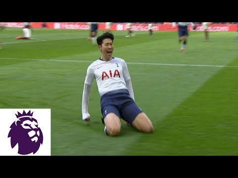 Heung-Min Son strikes to give Tottenham late lead against Newcastle | Premier League | NBC Sports