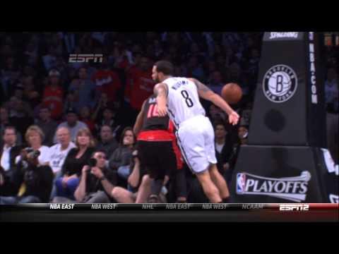 Raptors 2014 PLAYOFFS: R1G3 vs. Nets