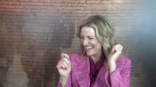 Video of Interview with Sharlene Wells Hawks