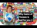 Die besten und schlechtesten Serien | 99 Tipps zum Sprachenlernen | Tipp #29