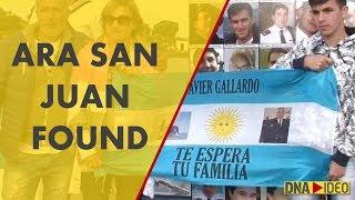 Argentina's missing submarine ARA San Juan found thumbnail