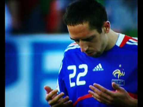 Oh Franck Ribery