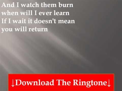 Norah Jones - Waiting Lyrics