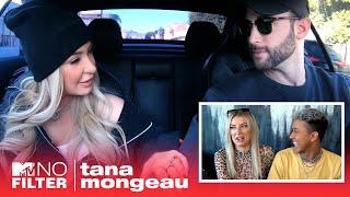 Jordan Confesses His Love For Tana?!   MTV No Filter: Tana Mongeau
