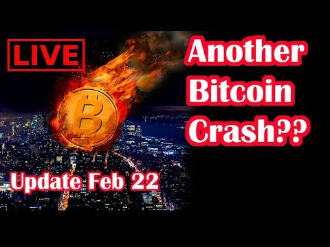 Bitcoin Crashing again? Live cryptocurrency technical analysis & price prediction TRX, XVG, NEO
