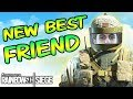 MY NEW BEST FRIEND!? - Rainbow Six Siege (Operation Grim Sky)