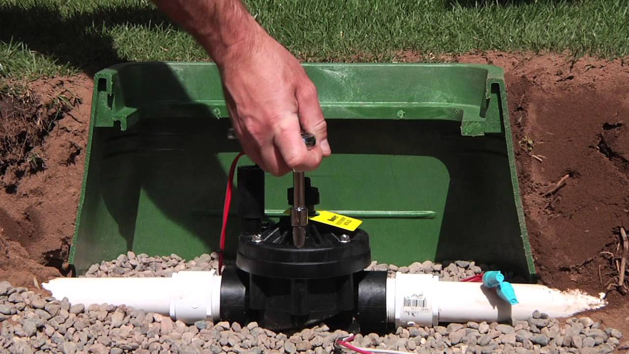 Hunter Valves Product Guide Youtube How To Replace An Irrigation Valve Diaphragm