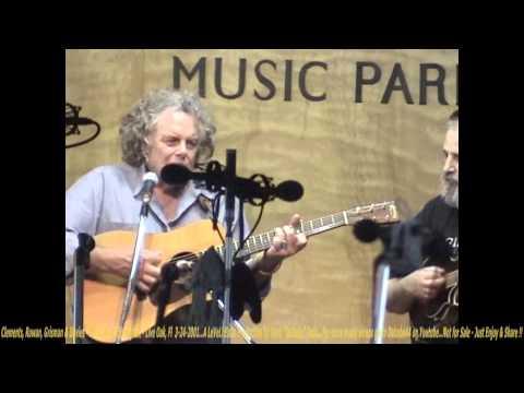 Clements, Rowan, Grisman & Davies - Music Hall - Suwannee Springfest - Live Oak, Fl  3- 24- 2001
